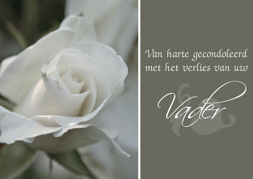 Fonkelnieuw Teksten Medeleven bij Overlijden Vader ⋆ Tekstmedeleven.nl QU-38